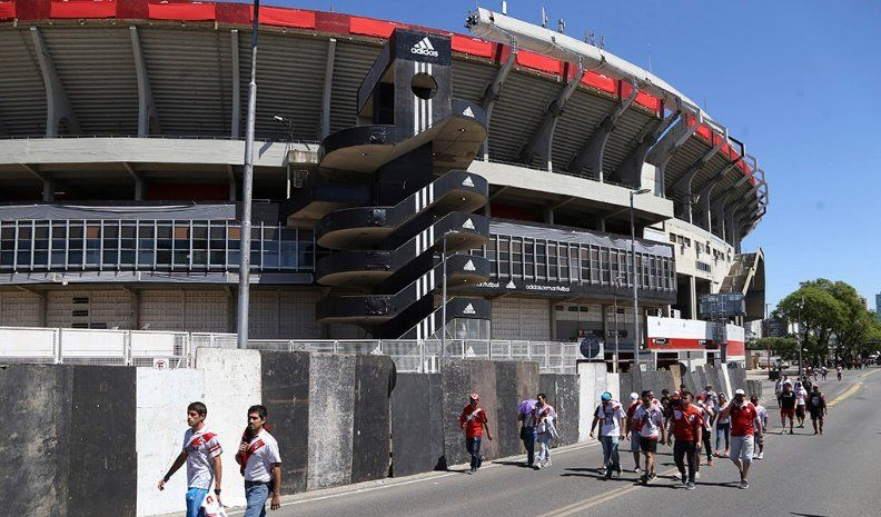 El Monumental podrá recibir al público de River cuando se reanude la Copa Libertadores
