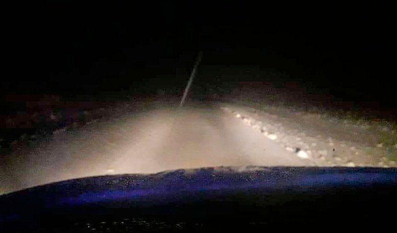 Por nevadas, cerraron el camino de las Altas Cumbres