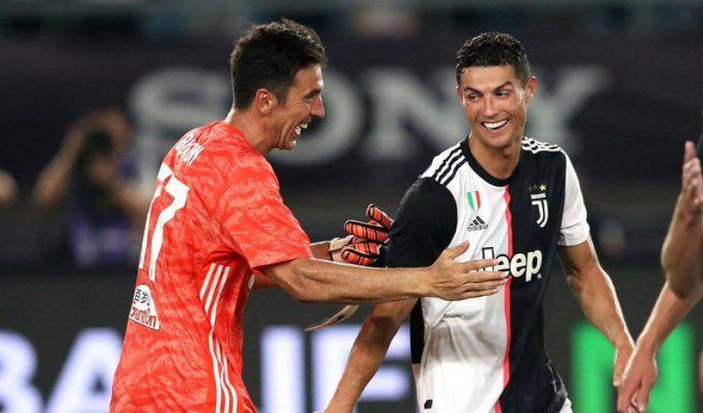 La Juventus es el líder de la Serie A