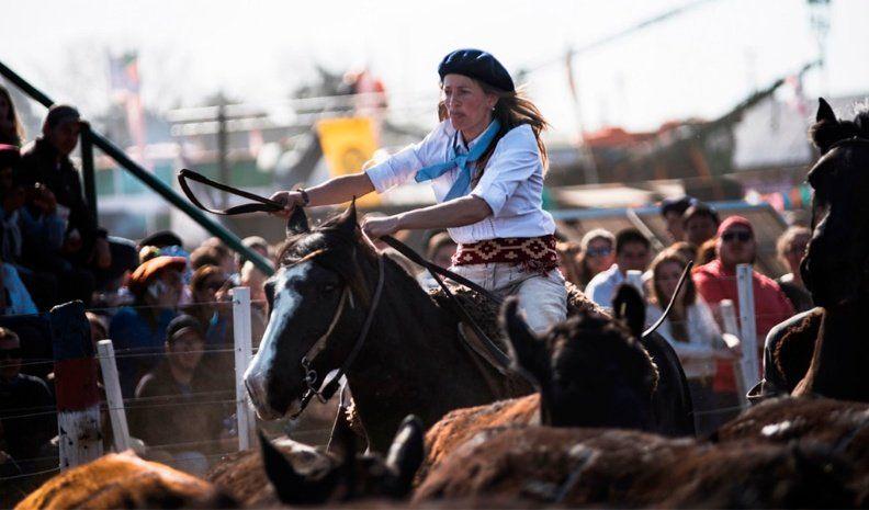 Mirá la galería de fotos de las competencias camperas de la Rural