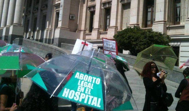 Quedó sin efecto la cautelar que impedía aplicar el protocolo para abortos no punibles