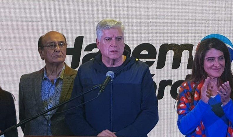 Gutiérrez defendió la boleta corta y aseguró que la grieta se profundizó