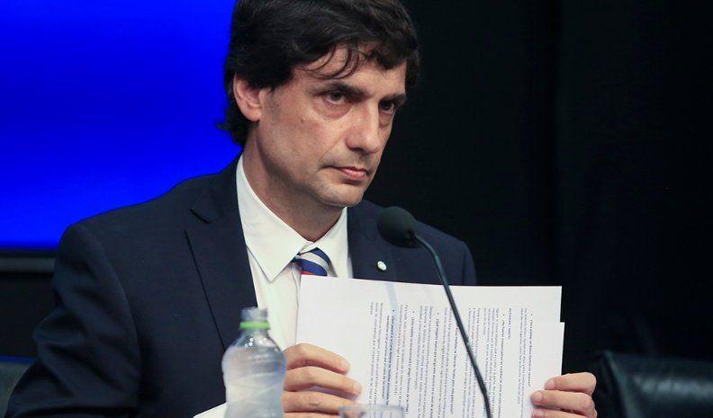 En reunión de gabinete, Lacunza explicó la evolución de la deuda