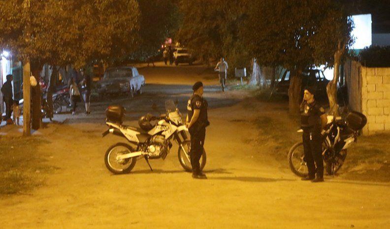 Asesinaron a un joven en barrio Río Limay: un detenido