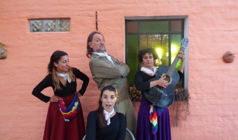Aires de Folklore