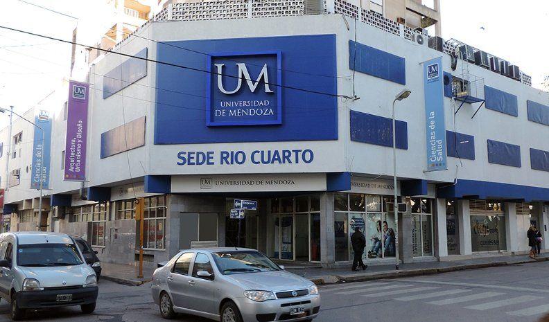 La Universidad de Mendoza ya inscribe para 2020