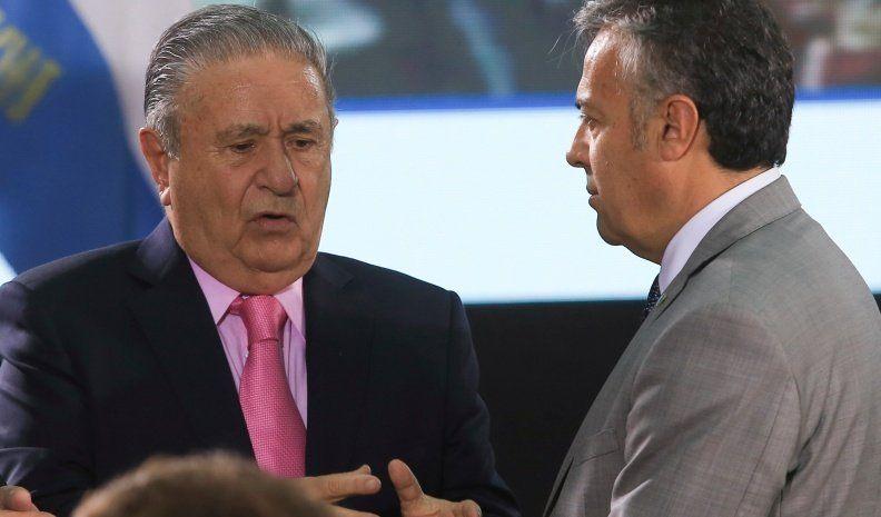 Duhalde considera que la situación de Argentina tiene un dramatismo mucho peor que en 2002