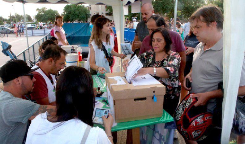 Unos 13 mil riocuartenses votaron en el Presupuesto Participativo