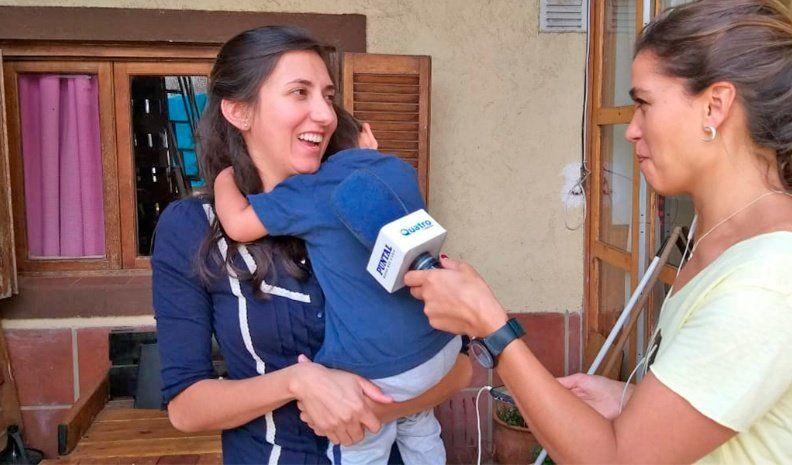 Por teléfono, un policía ayudó a una madre a asistir a su hijo en convulsión