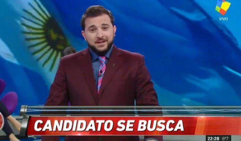 Brancatelli decepcionado de Aníbal Fernández