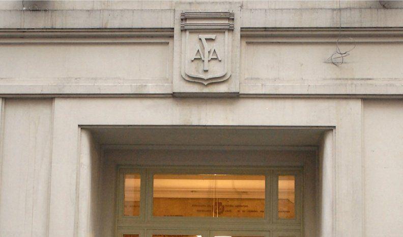 La AFA se presentará como querellante en la causa por espionaje