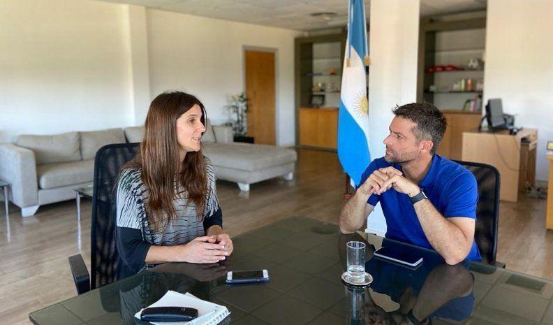 Calleri se reunió con Lammens  y Arrondo en Buenos Aires