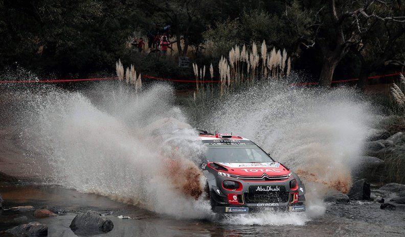 El Rally mundial no correrá en Argentina