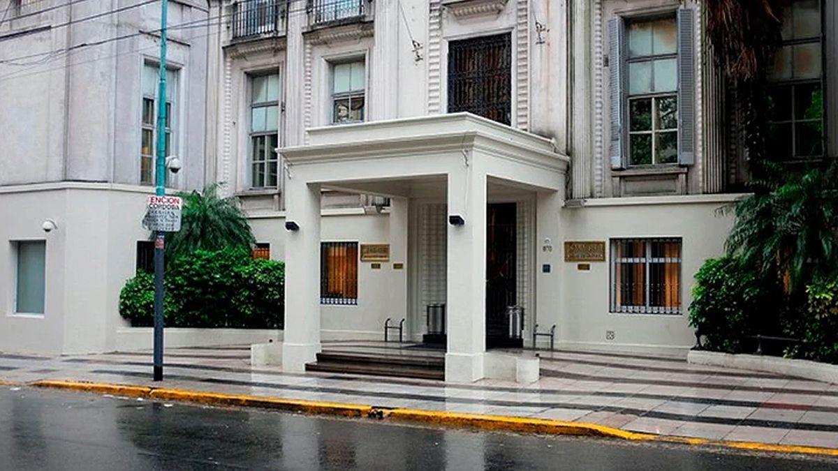 La mujer de 81 años permanecía internada en el Sanatorio Otamendi.