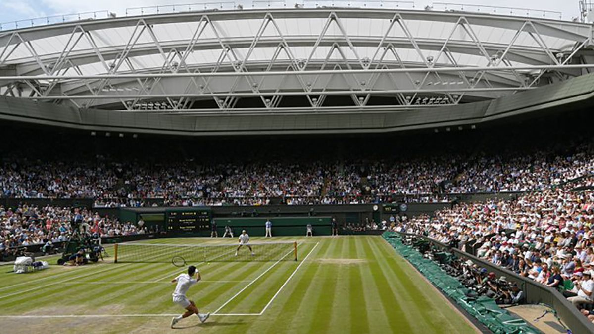 El calendario 2020 del tenis a nivel mundial se vio muy afectado por el coronavirus.