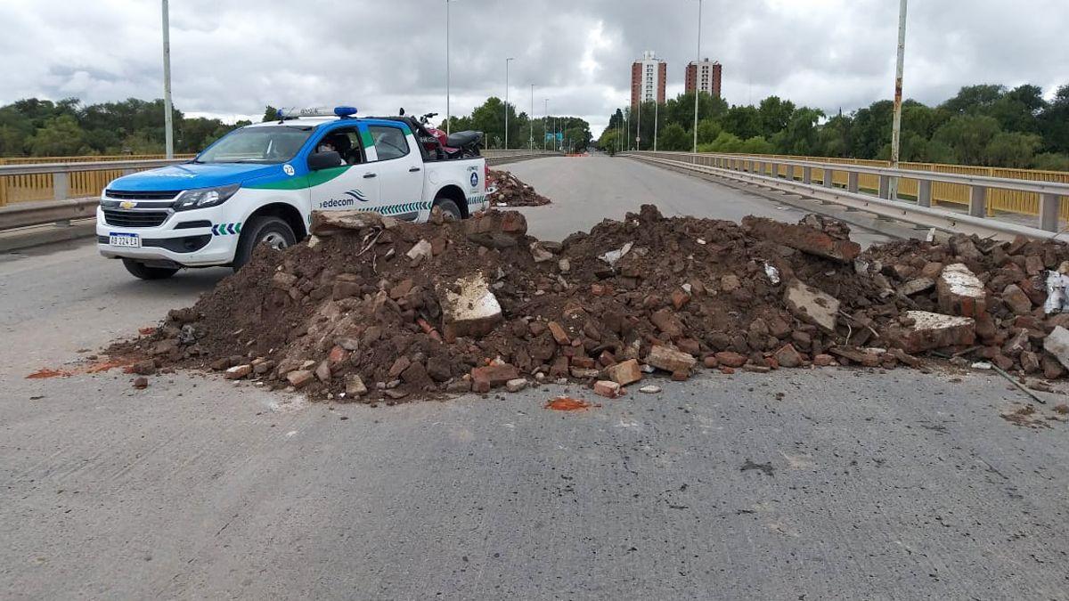 El Municipio endureció las medidas para garantizar el cumplimiento de la cuarentena en la ciudad. Foto: Matías Tambone