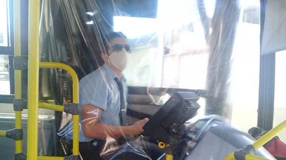 La empresa de transporte urbano ya emplea nuevas medidas de prevención