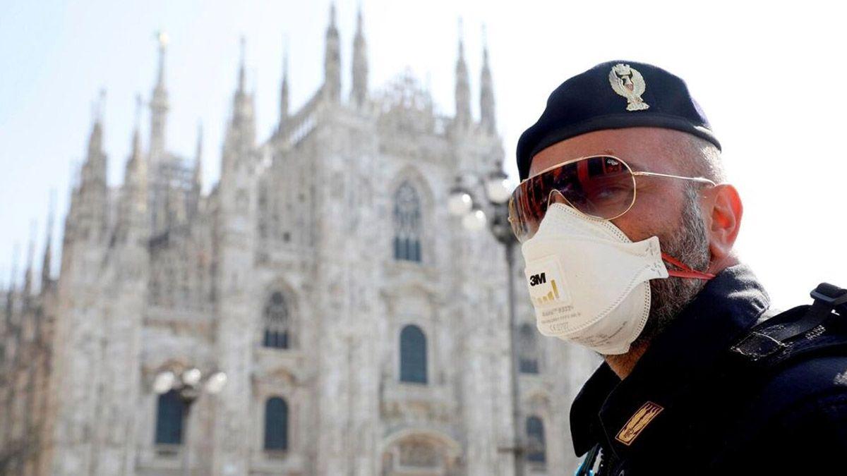En Italia son cada día más alarmantes: en las últimas 24 horas se registraron casi 4.500 contagios
