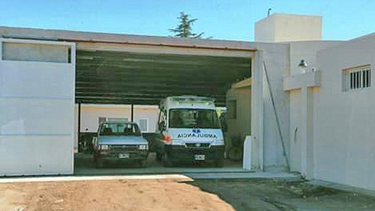 Acceso alternativo al Hospital para el ingreso de pacientes con sospecha de Covid-19.