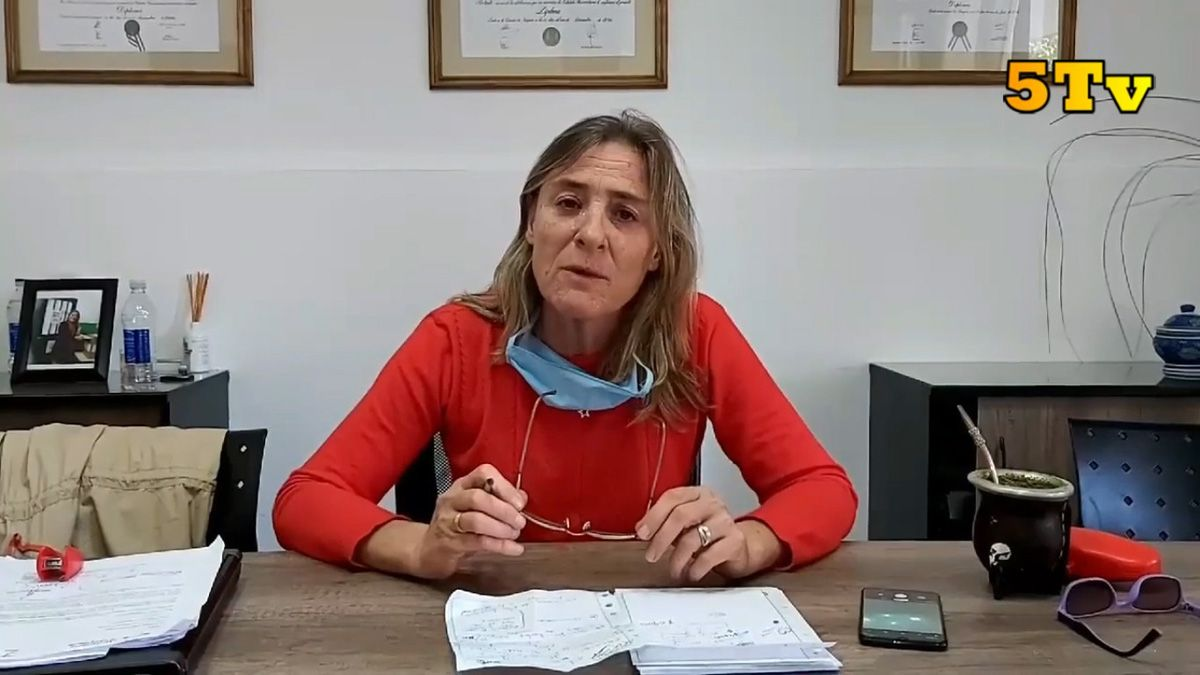 La intendenta de Del Campillo aseguró: Estamos en alerta roja