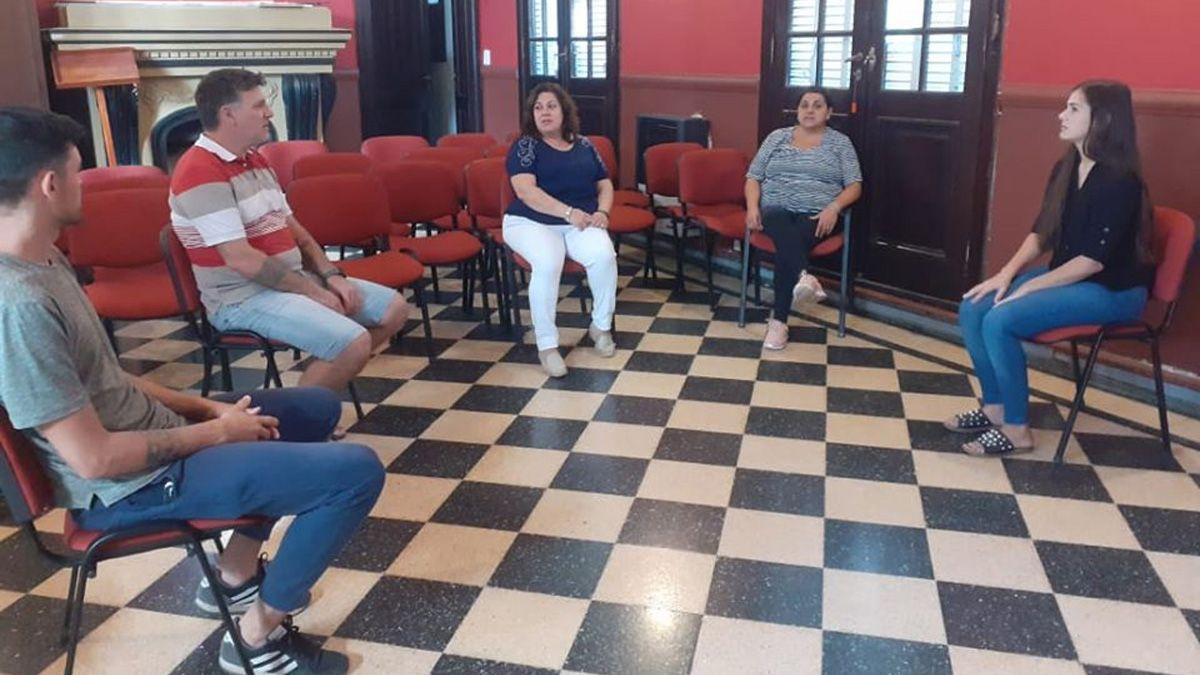 Alejandro: concejales oficialistas  donan sus dietas para la compra  de alimentos y para el Hospital