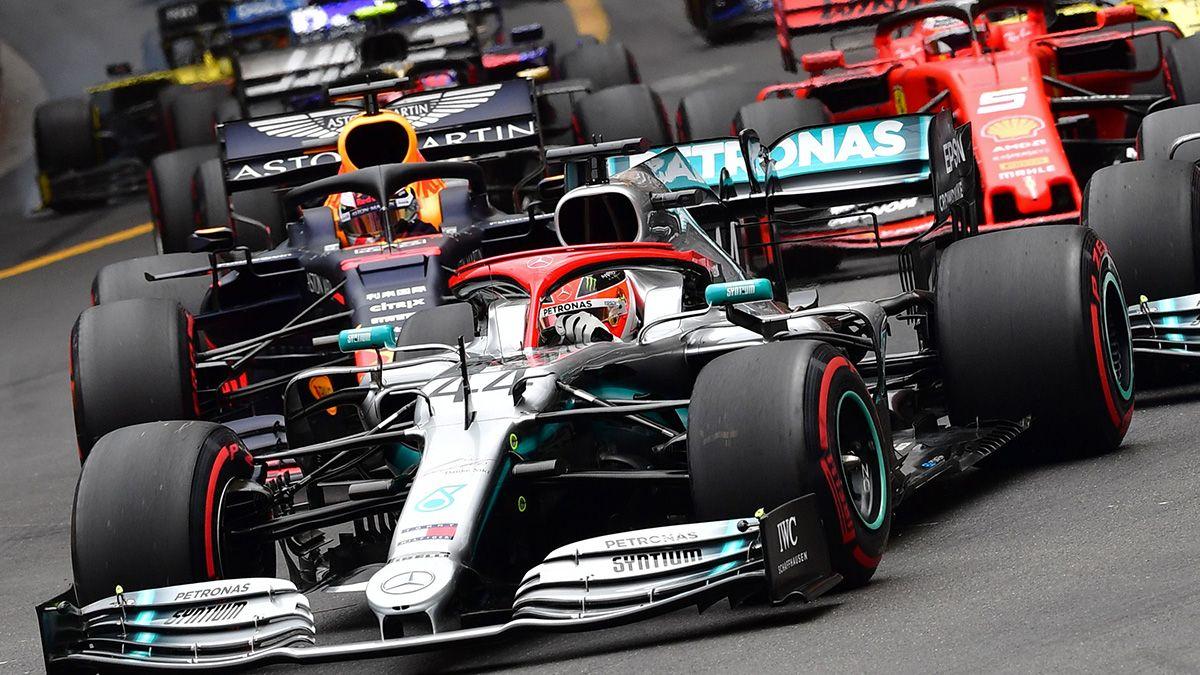 La Fórmula 1 volvería a la acción el 5 de julio en Hungría