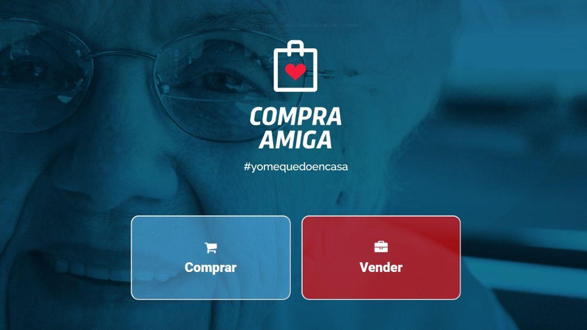 La Provincia creó la plataforma Compra amiga para ver comercios cercanos, comparar precios y comprar