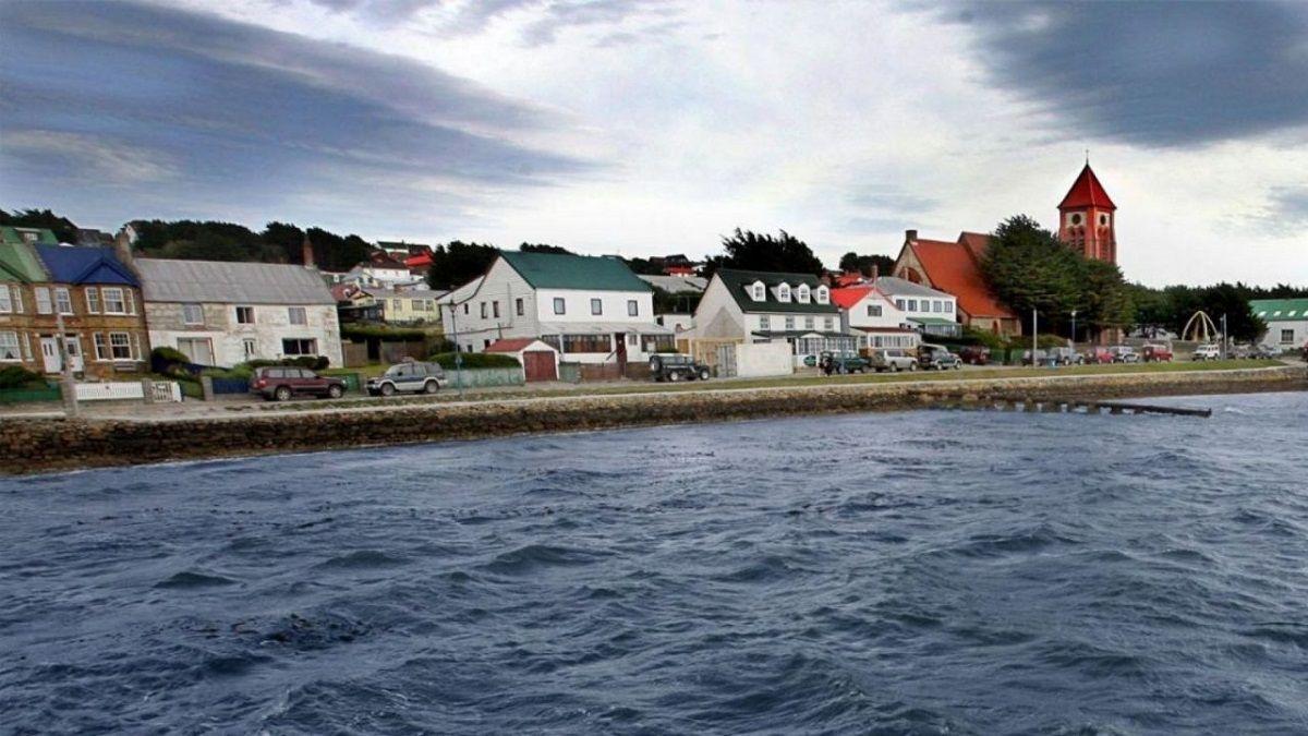 Un militar británico dio positivo de coronavirus y es el primer caso en las Islas Malvinas.