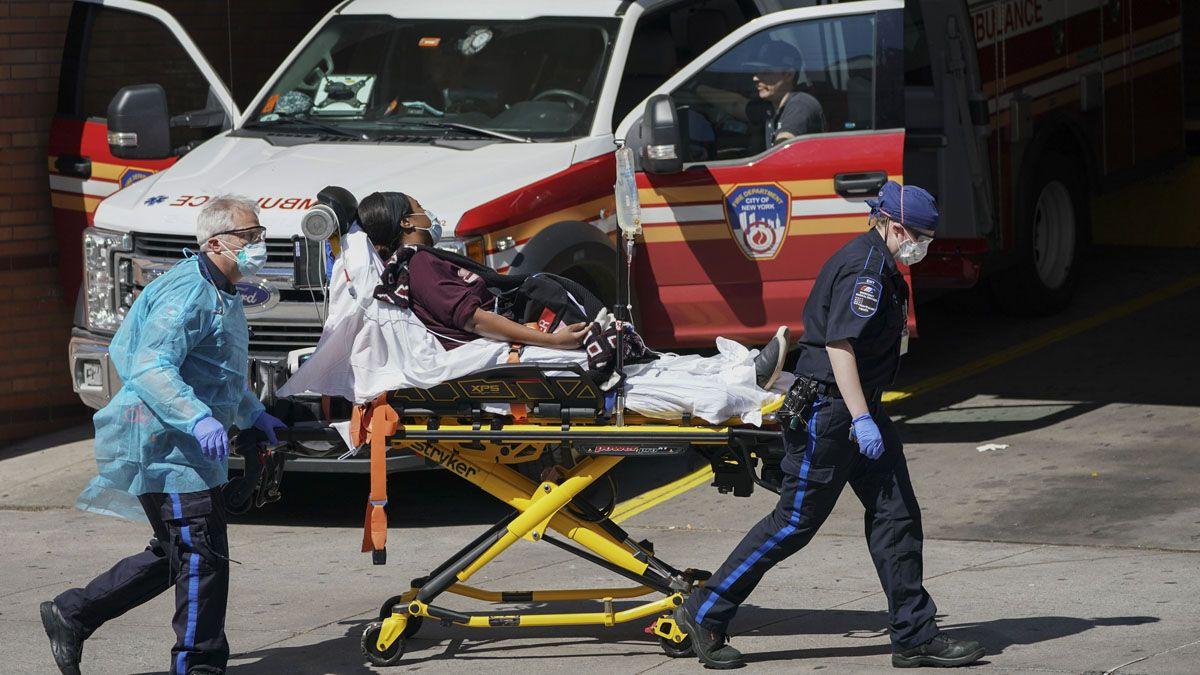Subestimamos la pandemia, dijo el gobernador de Nueva York