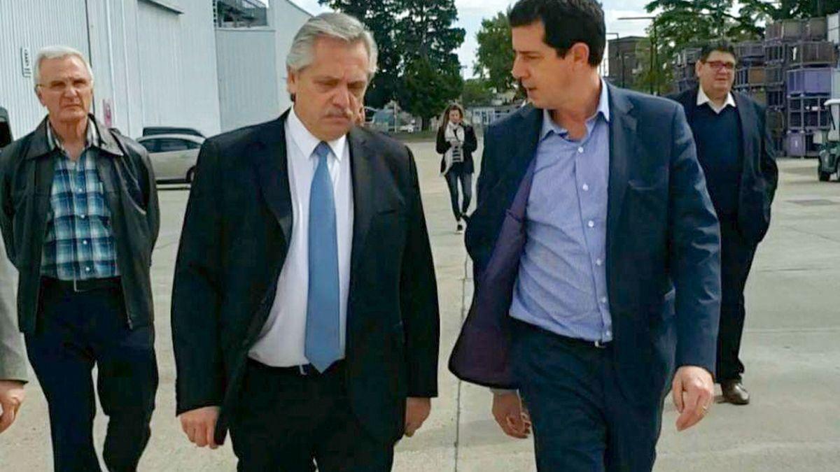 El presidente Alberto Fernández anticipó que en los centros urbanos la cuarentena será más estricta.