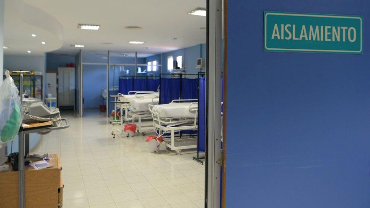 En Villa Nueva se confirmó un caso positivo de coronavirus