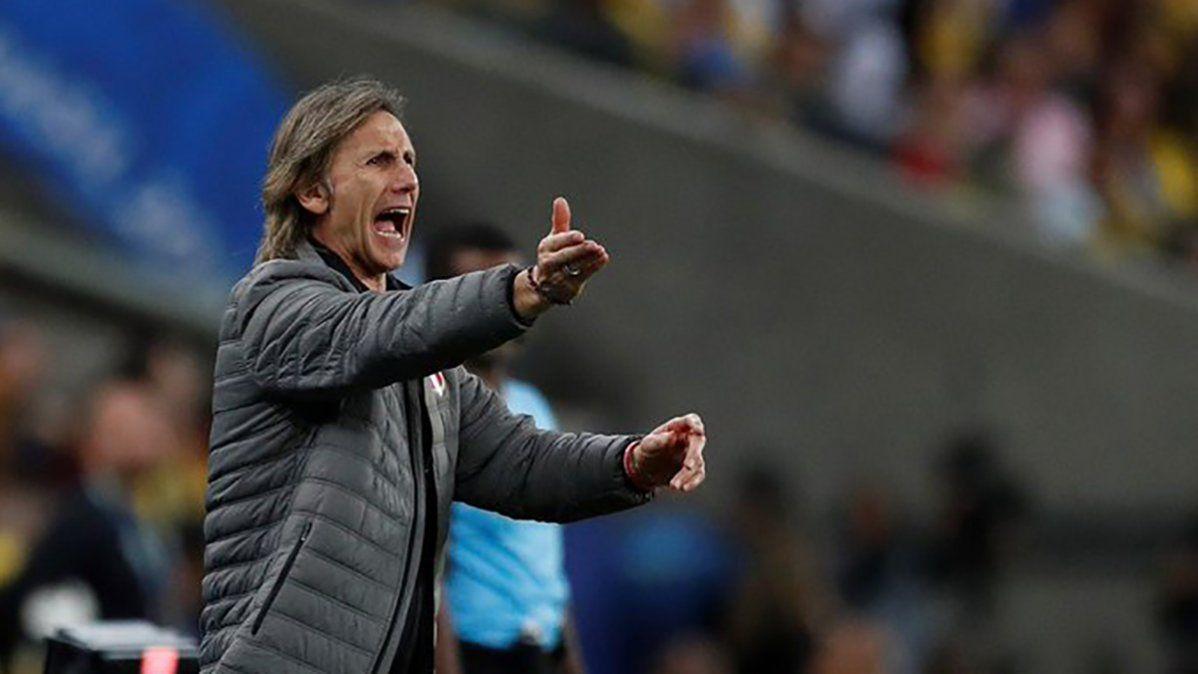 El Tigre seguirá al mando de la selección de Perú