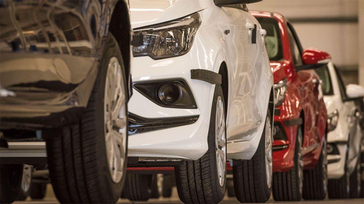 La venta de autos 0 Km volvió a aumentar en junio