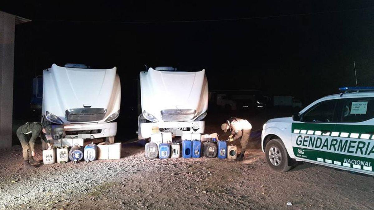 Detuvieron en Mendoza a dos camiones que llevaban tabaco de ...