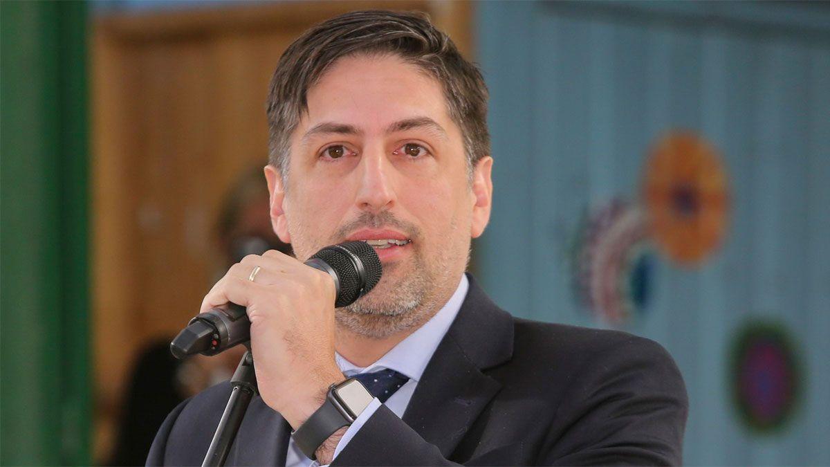 El ministro de Educación de la Nación