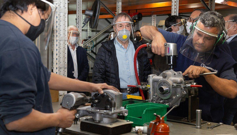 Schiaretti: En 10 días, todas las industrias estarán funcionando