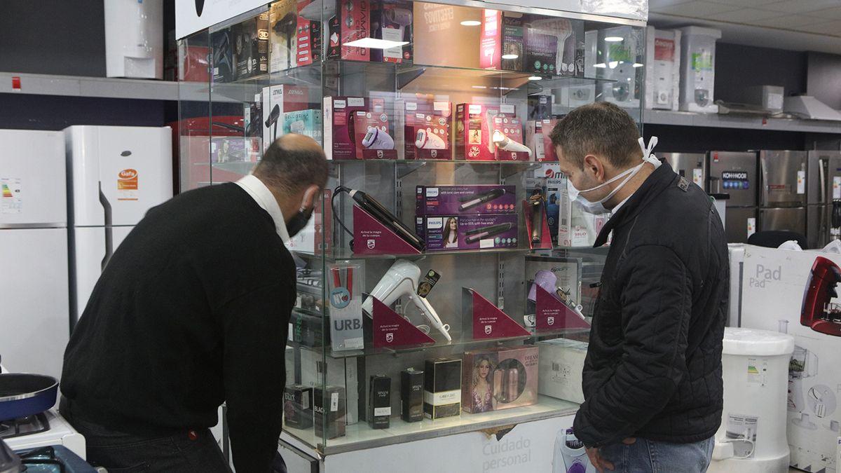 La comercialización de electrodomésticos tuvo  una fuerte suba del 33% en el primer trimestre