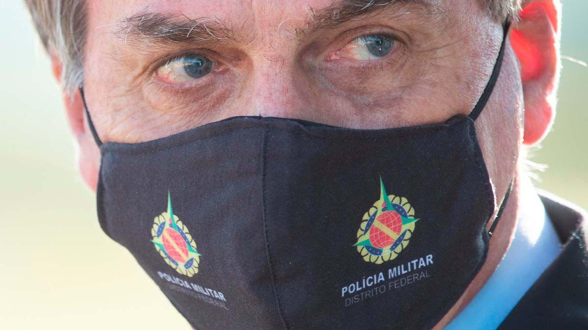 Bolsonaro y otra reacción destemplada.