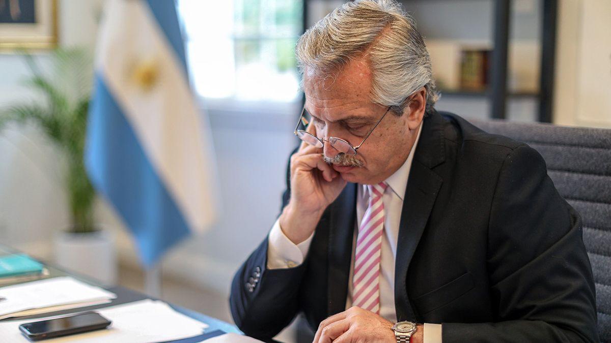 El presidente Fernández señaló que en los próximos días enviará al Congreso el proyecto de reforma judicial.