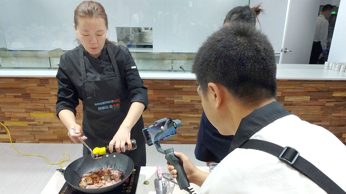 Los chinos comenzaron nuevamente a demandar carne