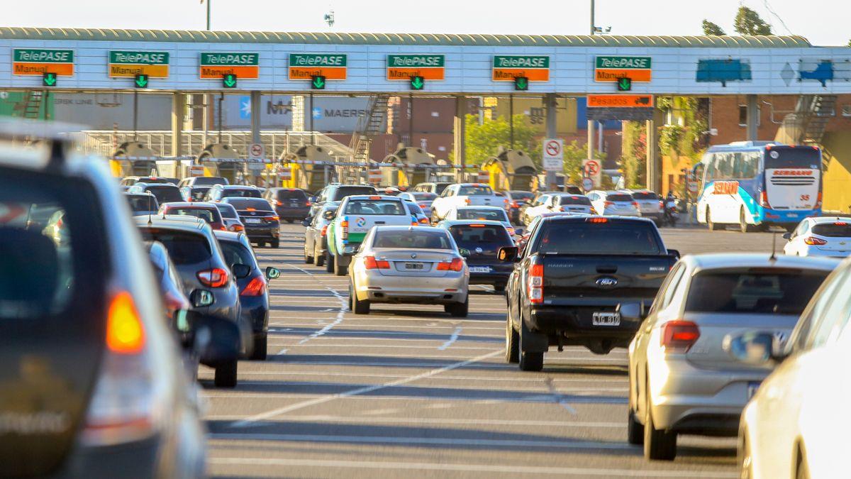 El gobierno bonaerense reforzará el control del tránsito desde la Capital Federal.