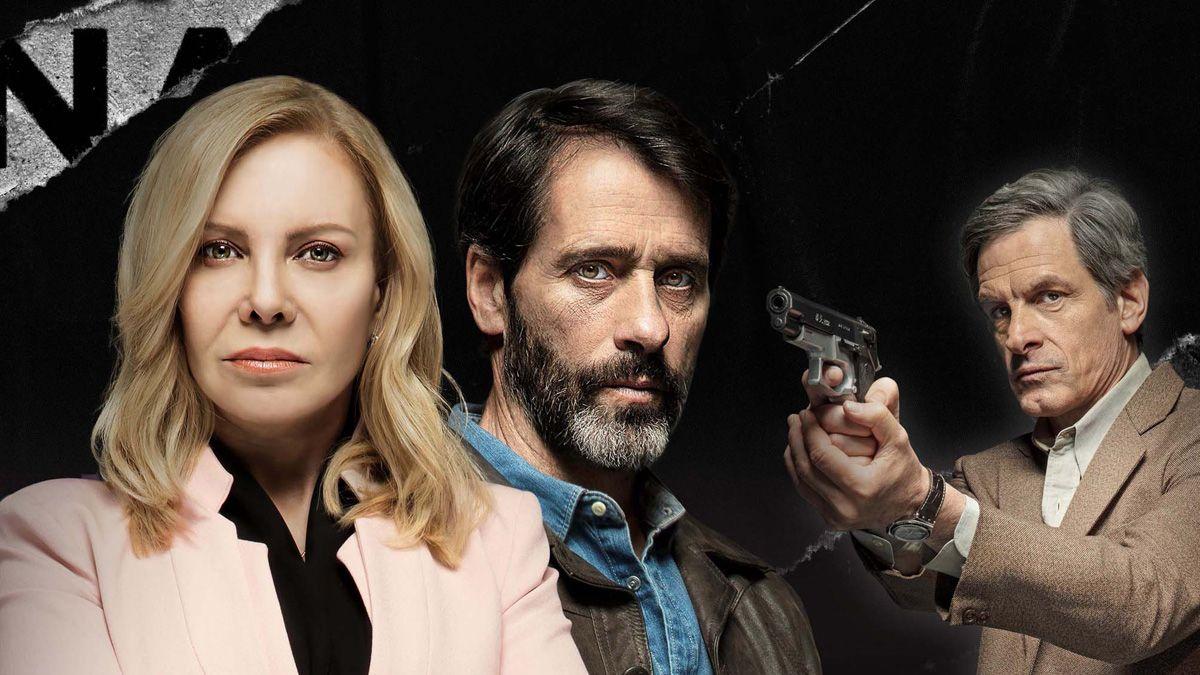 Cecilia Roth protagoniza la serie Los Internacionales.