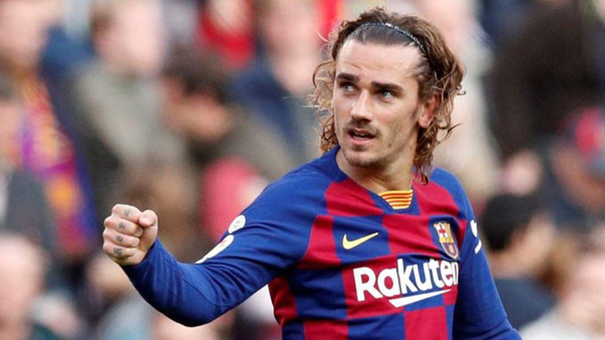 El francés seguirá formando el tridente con Messi y Suárez