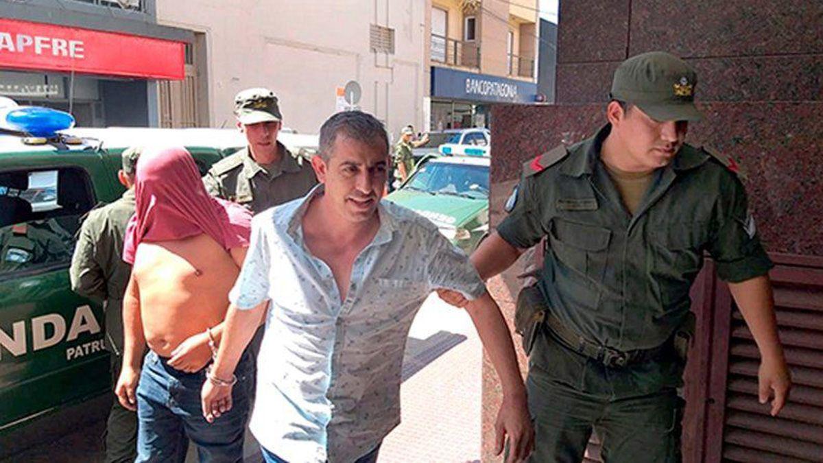 Cristian Ortiz fue detenido en noviembre de 2019 después de varios meses prófugo.