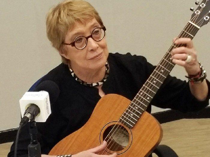 Teresa Parodi cantará por la Revolución de Mayo.