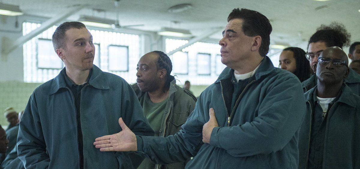 """""""Fuga en la prisión Dannemora"""" se emite esta noche a las 22 por A&E."""