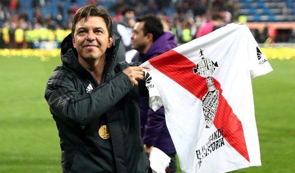 Marcelo Gallardo comenzó con la planificación del retorno del plantel.