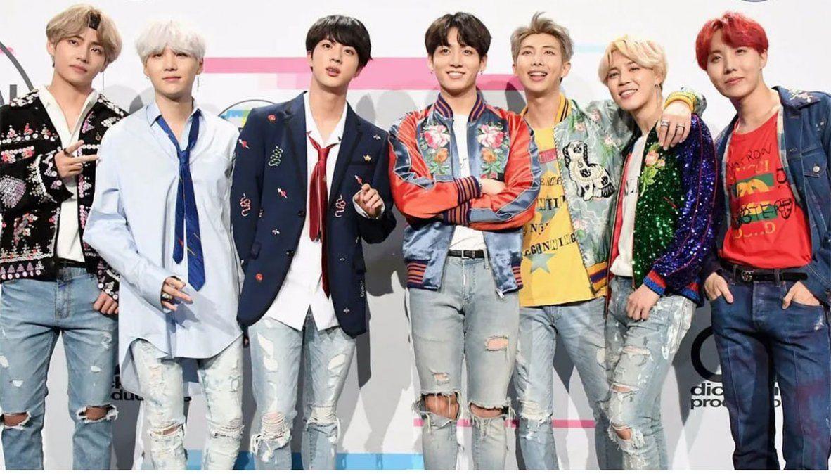 BTS dio inicio al Festa 2020 con un impresionante récord en YouTube
