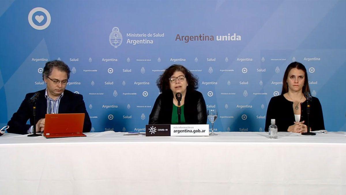 Cinco nuevos fallecimientos y suman 588 los muertos por coronavirus en la Argentina