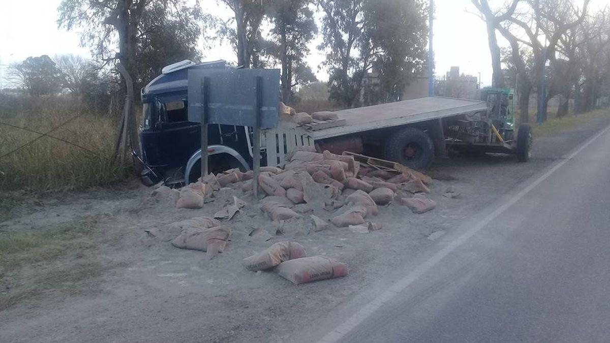 El accidente sucedió en inmediaciones del campus de la UNRC.